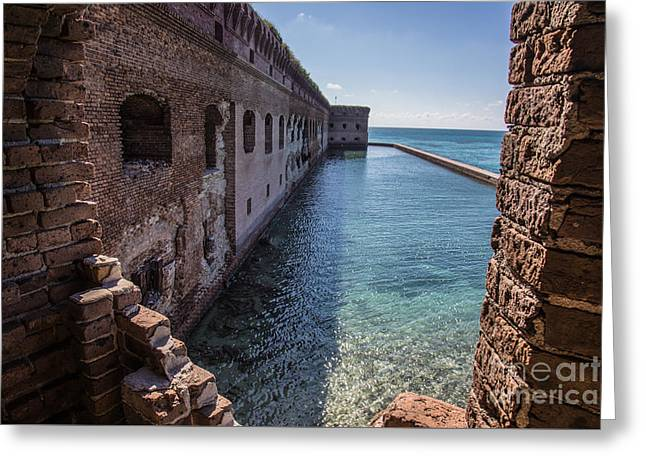 Dry Tortugas 2 Greeting Card