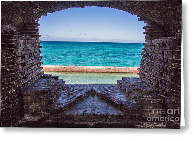Dry Tortugas 3 Greeting Card