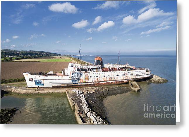 Duke Of Lancaster 1 Greeting Card by Steev Stamford