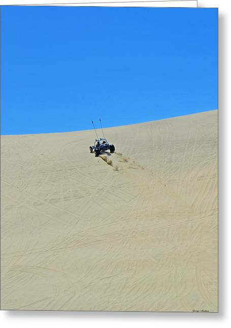 Dune Buggy 003 Greeting Card