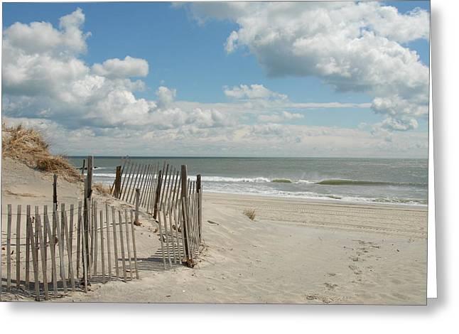 Dunes 4 Greeting Card by Joyce StJames
