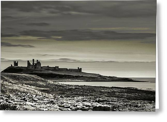 Dunstanburgh Greeting Card