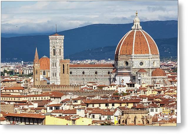 Duomo- Florence, Italy Greeting Card