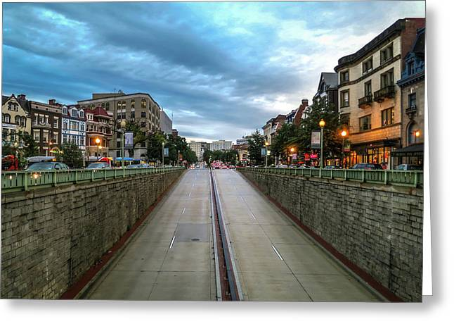 Dupont Circle Greeting Card