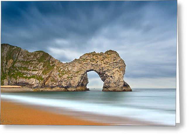 Durdle Door 1 Greeting Card