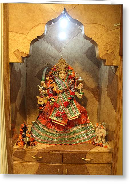 Durga, Ane Publishing, Delhi Greeting Card