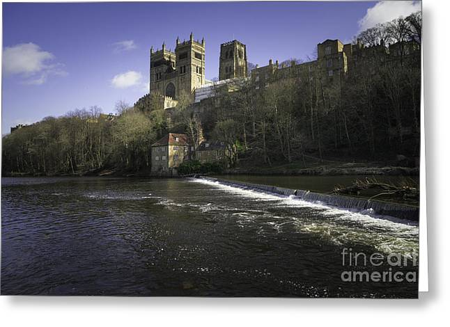 Durham Cathedral Greeting Card