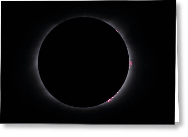 Totality Greeting Card