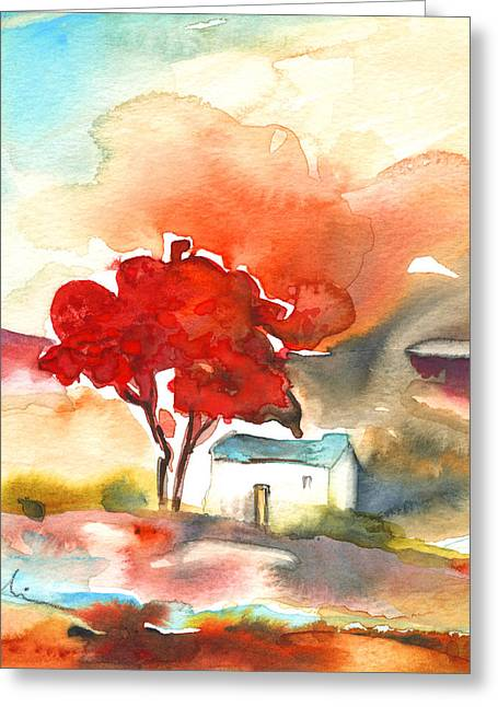Early Morning 22 Greeting Card