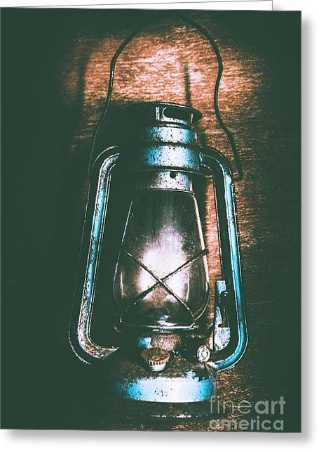 Early Settler Still Life Greeting Card by Jorgo Photography - Wall Art Gallery
