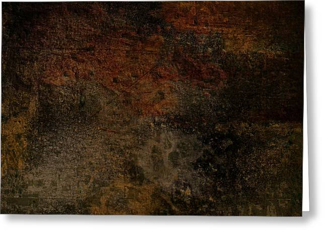 Earth Texture 1 Greeting Card