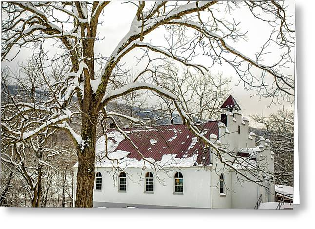 East Chapel Church Greeting Card