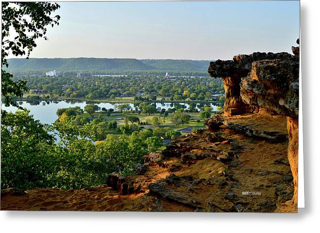 East Lake Winona Greeting Card