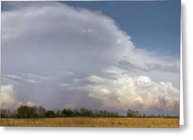 Greeting Card featuring the photograph East Of El Dorado by Rod Seel
