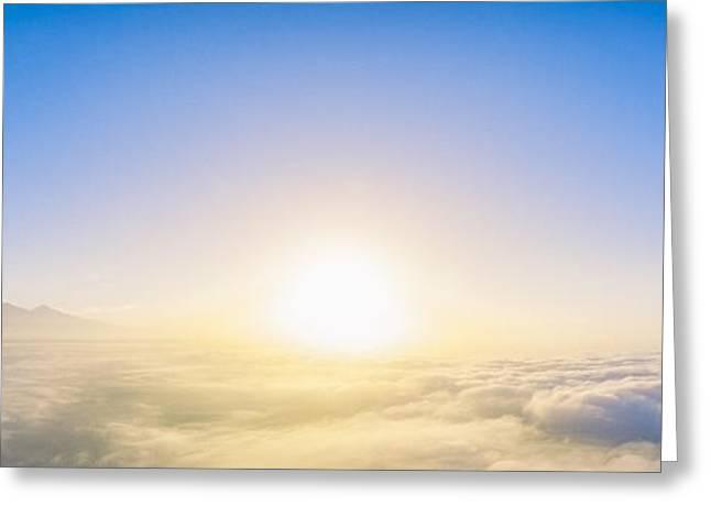 Easter Sunrise 3 Greeting Card