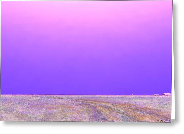 Eastern Horizon Greeting Card
