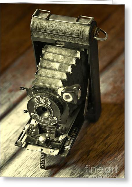 Eastman Kodak Greeting Card by Svetlana Sewell