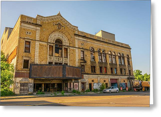 Eastown Theater  Greeting Card