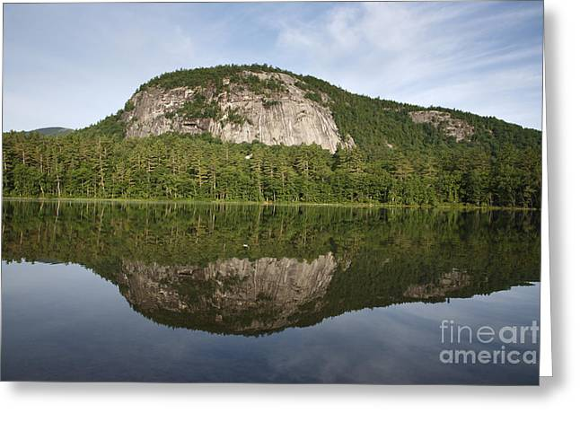 Echo Lake State Park - North Conway  New Hampshire Usa Greeting Card