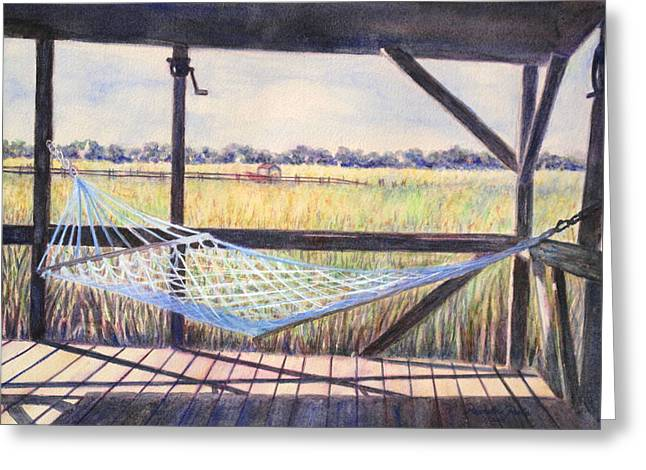 Edisto Afternoon Greeting Card