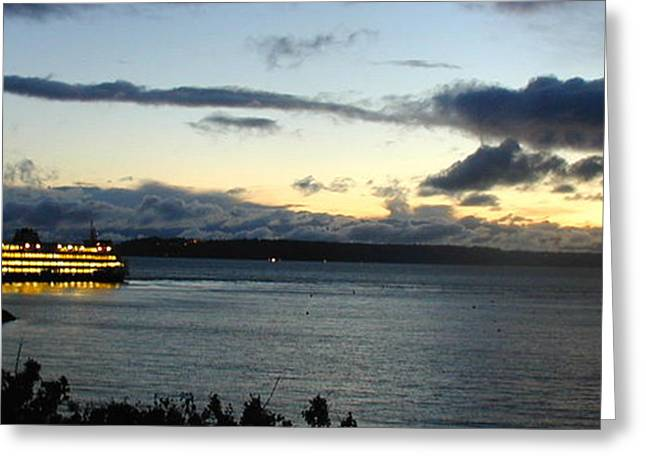 Edmonds Greeting Card by Phil Rodriguez