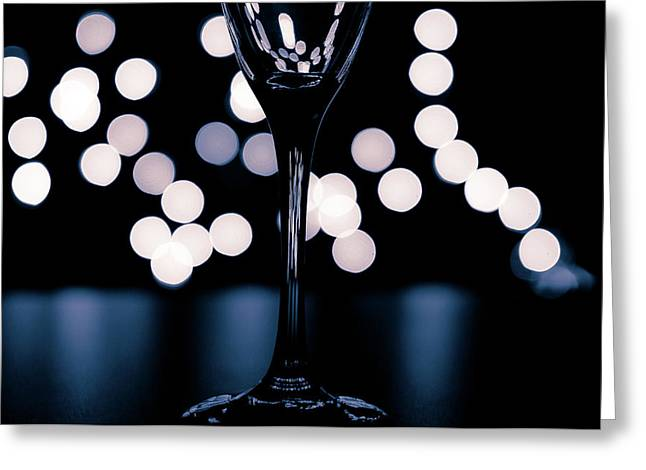 Effervescence II Greeting Card