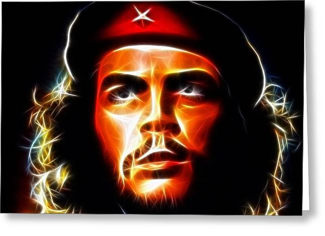 El Che Guevara Greeting Card