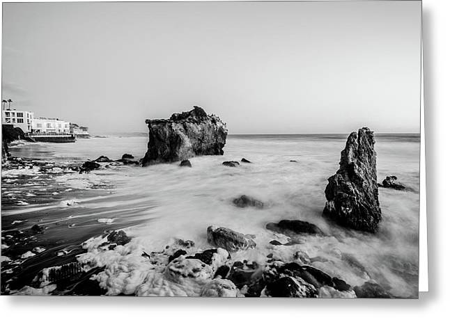El Matador State Beach Greeting Card