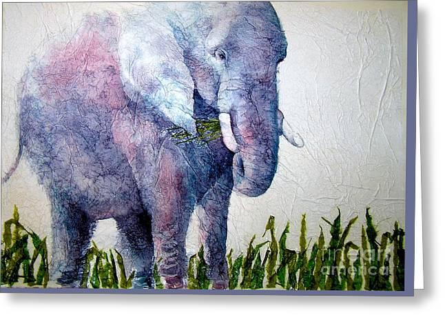 Elephant Sanctuary Greeting Card