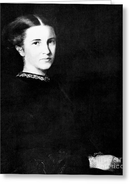 Elizabeth Garrett Anderson, English Greeting Card