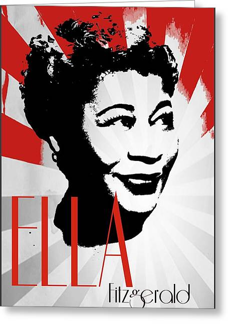 Ella Greeting Card