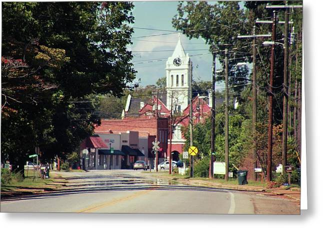 Ellaville, Ga - 2 Greeting Card