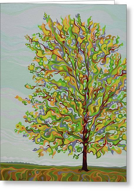 Ellie's Tree Greeting Card