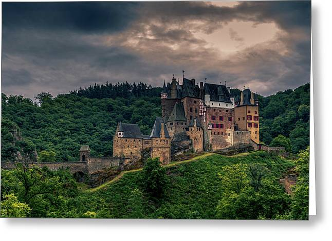 Eltz Castle Greeting Card