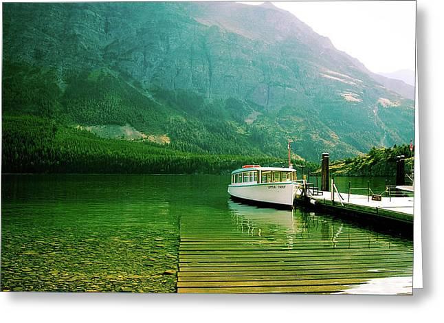 Elvin Siew Chun Wai - Beautiful Green Nature Mountain Landscape  Greeting Card by Elvin Siew Chun Wai