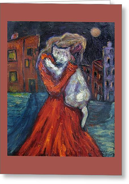 Embrace I Greeting Card