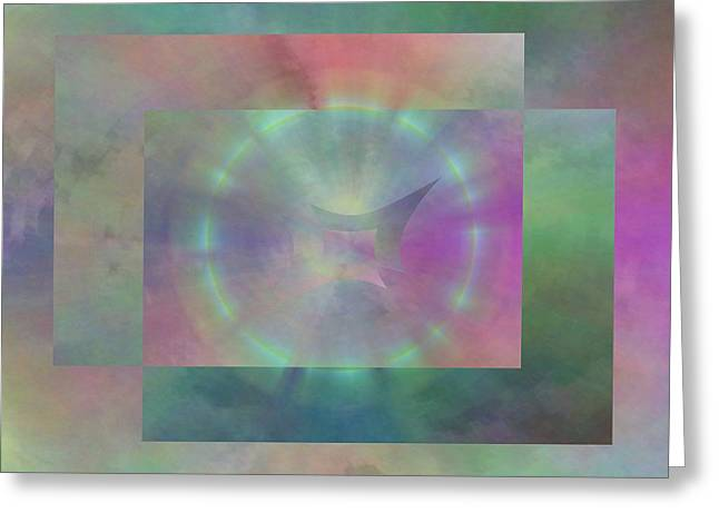 Emergence Greeting Card by Tim Allen