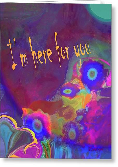 Empathy Greeting Card