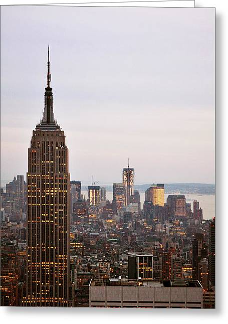 Empire State Building No.2 Greeting Card