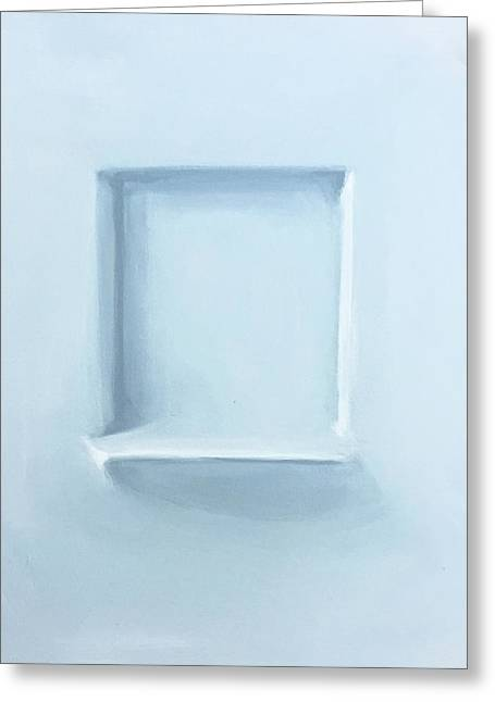 Empty Spaces Greeting Card