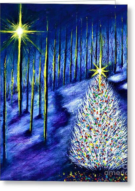Enchanted Woods  Greeting Card