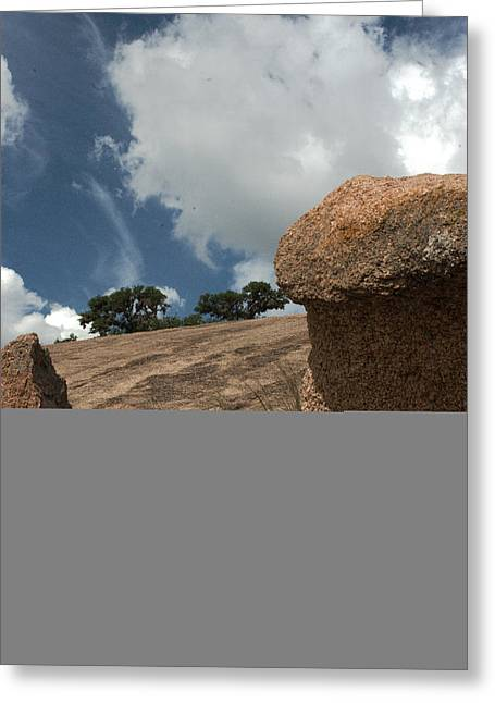 Enchanting Rocks Greeting Card