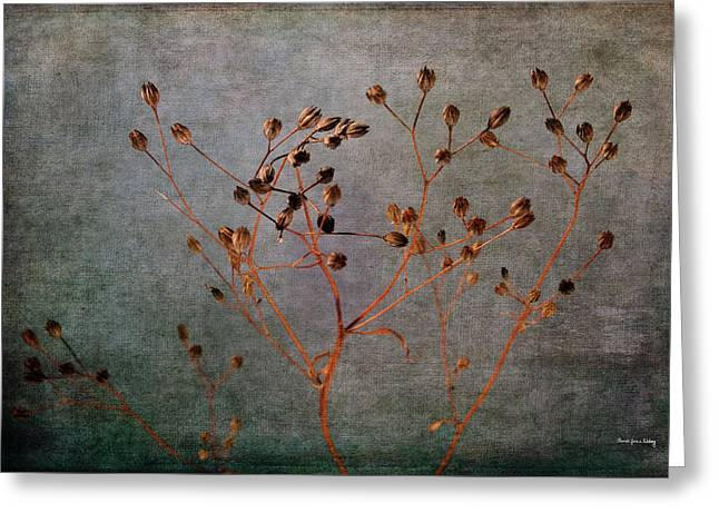 Greeting Card featuring the photograph End And Beginning by Randi Grace Nilsberg