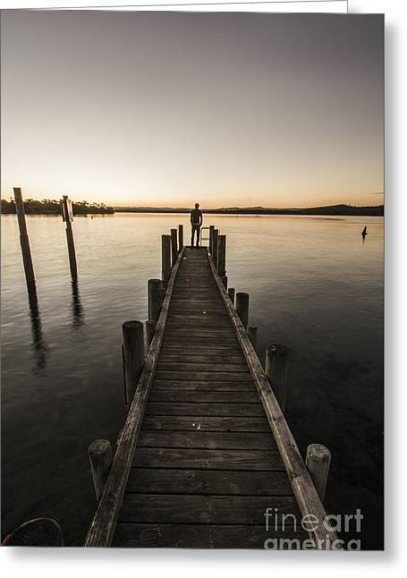 Endings And Beginnings Greeting Card by Jorgo Photography - Wall Art Gallery
