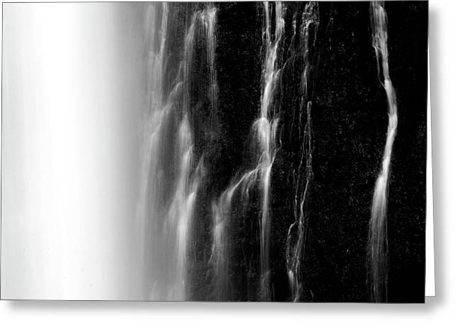 Endless Falls #2 Greeting Card