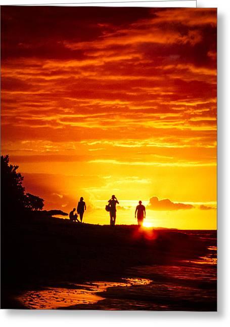 Endless Fiju Greeting Card