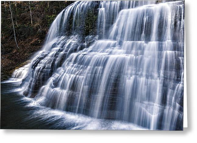 Lower Falls #1 Greeting Card