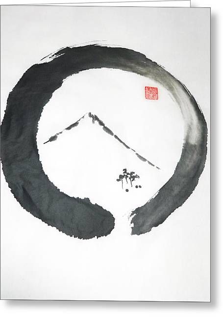 Enso Noble Greeting Card