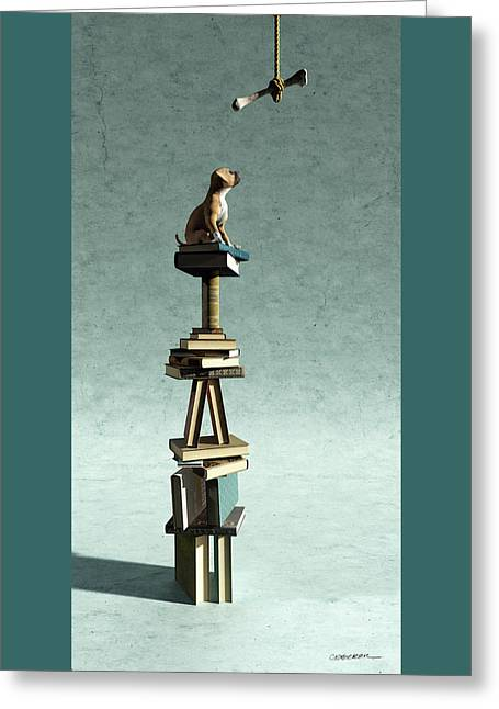 Equilibrium Vi Greeting Card