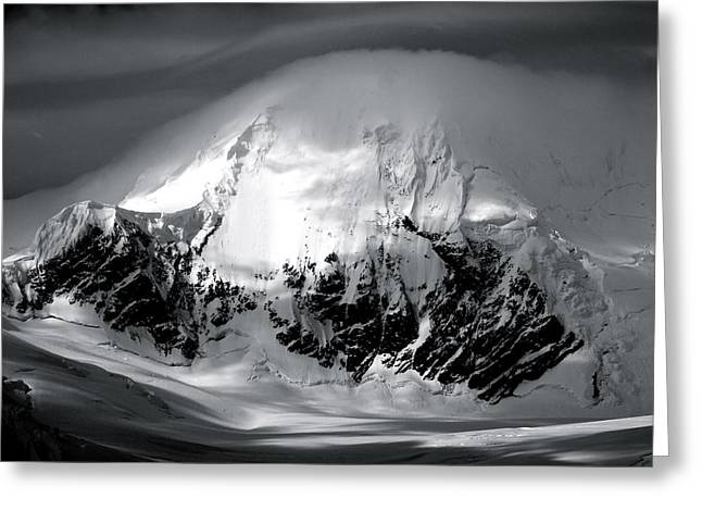 Errera Channel Antarctica10 Greeting Card by Per Lidvall